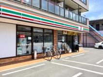 セブンイレブン 蒲生旭町店