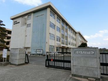 岡山県立鴨方高等学校の画像1
