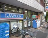 ローソン 亀戸水神店