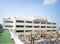 板橋区立志村第一中学校
