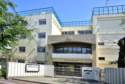 世田谷区立駒留中学校の画像1