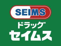 ドラッグセイムス新田木崎店