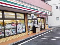 セブンイレブン 鶴見市場東中店