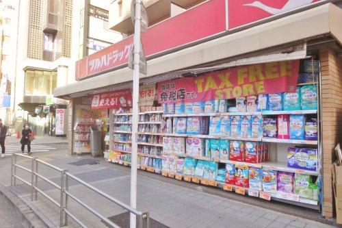 ツルハドラッグ 葛西駅前店の画像