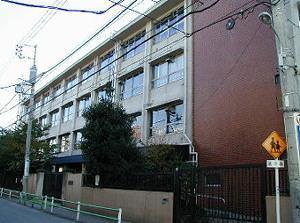台東区立石浜小学校の画像1
