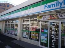ファミリーマート 上板橋三丁目店