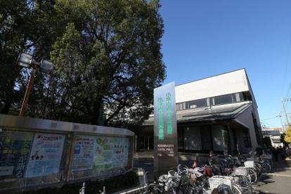 小平市中央図書館・中央公民館の画像1