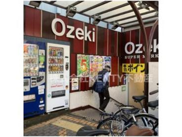 オオゼキ 大森駅前店の画像1