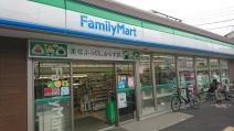 ファミリーマート 板橋大谷口店