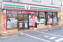 セブンイレブン 千葉小中台町店