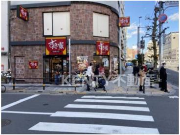 すき家 大森町駅前店の画像1