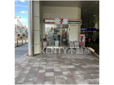 セブンイレブン 京急ST大森町店の画像1