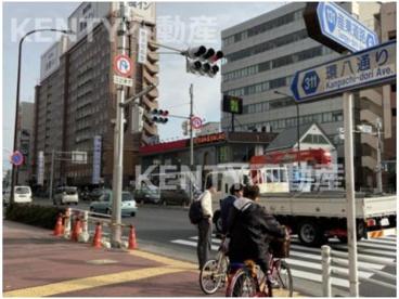 カタマリ肉ステーキ&サラダバー にくスタ 羽田大鳥居店の画像1