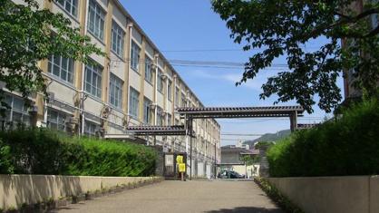京都市立 安祥寺中学校の画像1