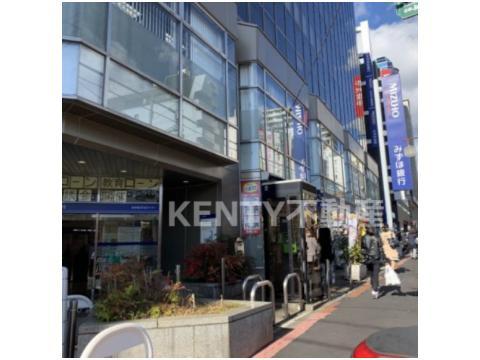みずほ銀行大森支店の画像