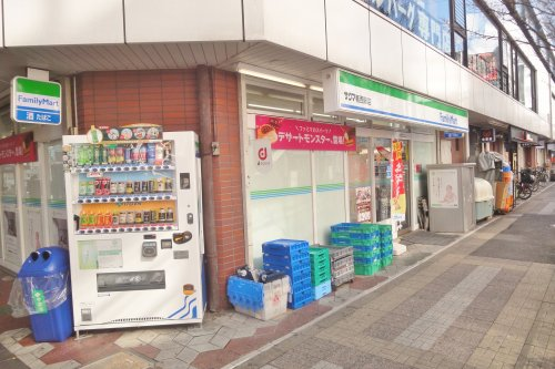 ファミリーマート サクマ葛西駅店の画像