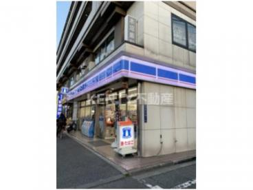 ローソン 大田中央七丁目店の画像1