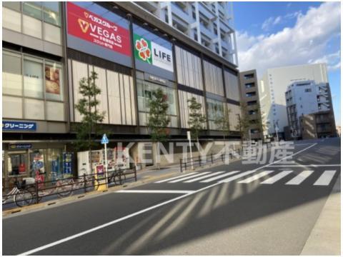 ライフ 京急蒲田駅前店の画像