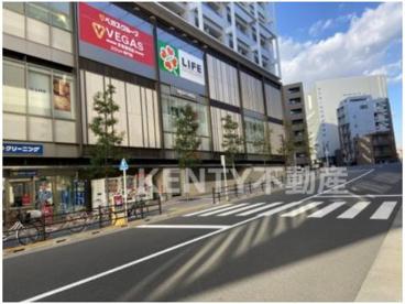 ライフ 京急蒲田駅前店の画像1