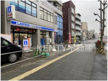 ローソン・スリーエフ 蒲田消防署前店の画像1
