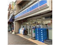 ローソン 武蔵新田駅前店