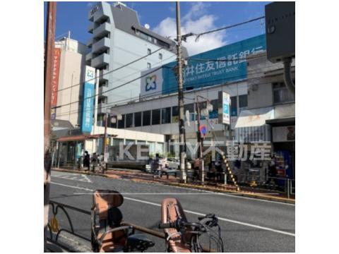 三井住友信託銀行大森支店の画像