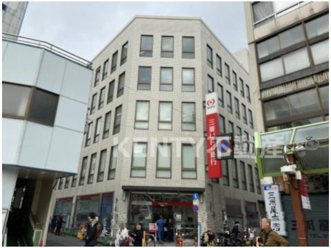 三菱UFJ銀行羽田支店の画像