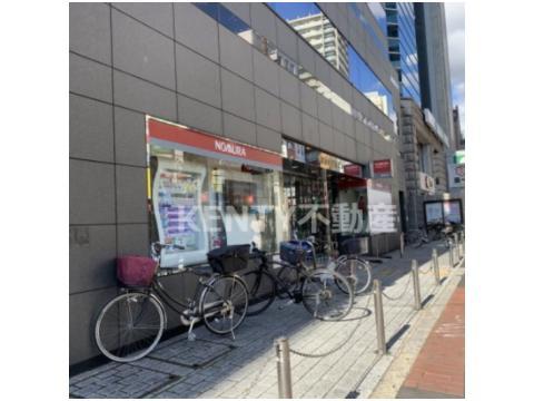 セブン銀行 野村證券 大森支店 共同出張所の画像