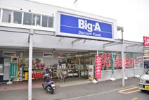 ビッグ・エー 千葉高浜店