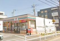 セブンイレブン 新松戸ゆりのき通り店