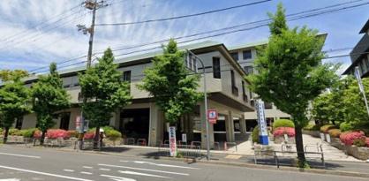 京都アスニー京都市図書館の画像1