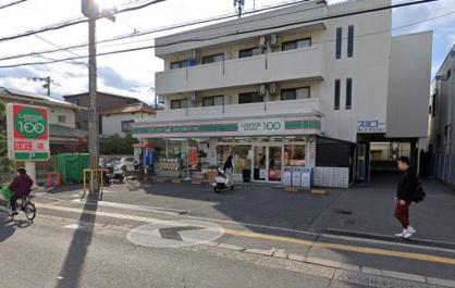 ローソンストア100 LS大東野崎店の画像1