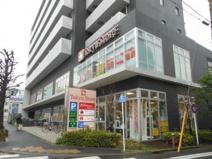 駒沢通り野沢 東急ストア