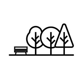 向ノ内森林公園の画像1