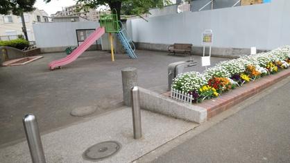 東寺尾五丁目公園の画像1