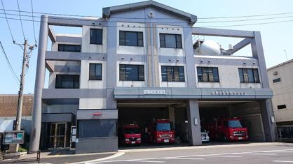 臨港消防署殿町出張所の画像1