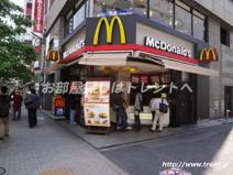 マクドナルド 南新宿店