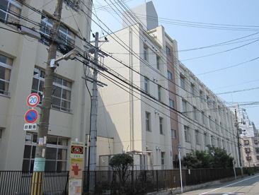 大阪市立波除小学校の画像1