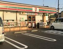 セブンイレブン 上尾川店