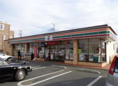 セブンイレブン 上尾西門前店の画像1
