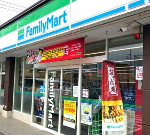 ファミリーマート 上尾西門前店の画像1