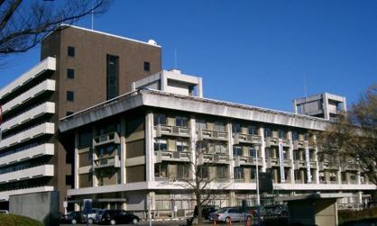 桐生市役所の画像1