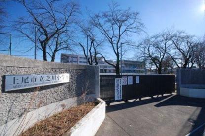 上尾市立芝川小学校の画像1