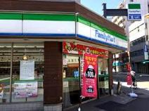 E-04.ファミリーマート浪速敷津東店 (bikeshareポート)