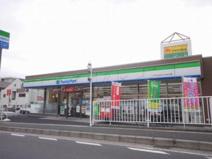ファミリーマート tvk ecom park店