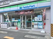 ファミリーマート 川崎下作延店