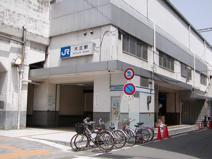 大阪市立 地下鉄大正駅有料自転車駐車場