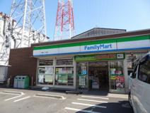 ファミリーマート 駒岡一丁目店