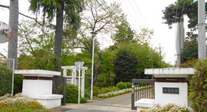 上尾市立東中学校向原分校の画像1