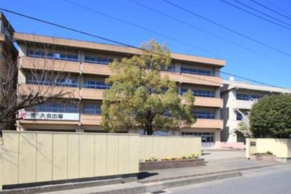 上尾市立東中学校の画像1
